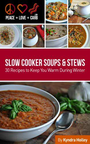 Slow Cooker Low Carb -Good Stuff