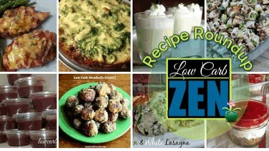Weekly Winning Low Carb Recipes Roundup as shared on https://facebook.com/lowcarbzen