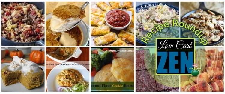 Best Low Carb Recipes Roundup