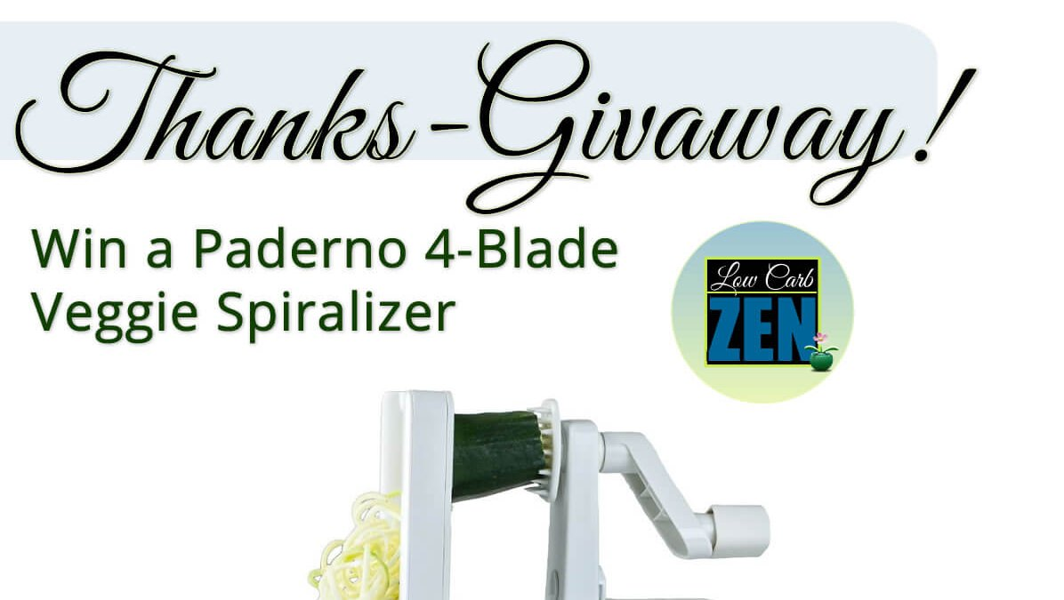 Paderno Contest Giveaway