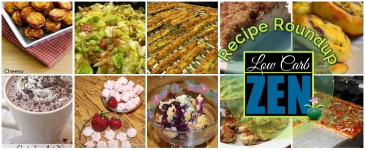 Nov 10-16 Favorite Low Carb Recipes Roundup, Shared on https://facebook.com/lowcarbzen