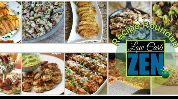 Low Carb Recipe Roundup