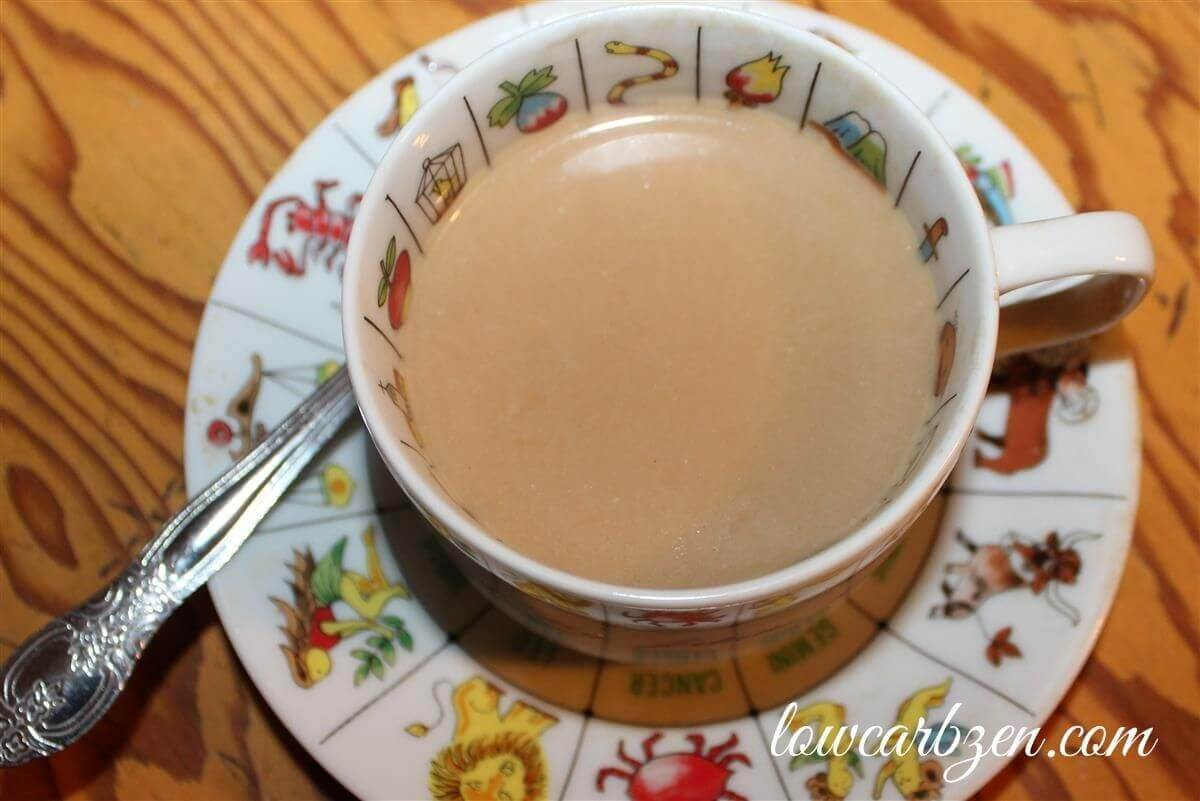 Low Carb Coffee Creamer