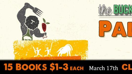 Paleo Book Sale