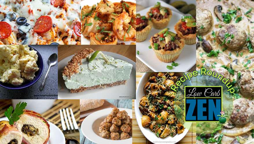 Most Popular Low Carb Recipes June 21 - 28, 2015