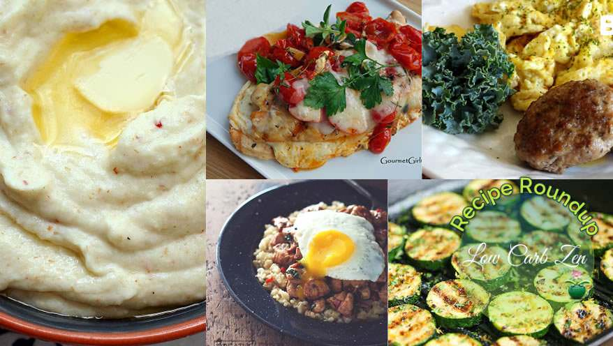 Low Carb Zen Recipe Roundup, July 13 -19, 2015