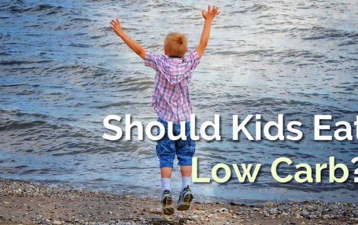 should kids eat low carb