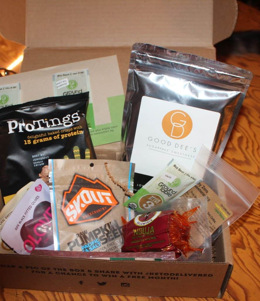 Snacking on Keto Delivered (Review) 10