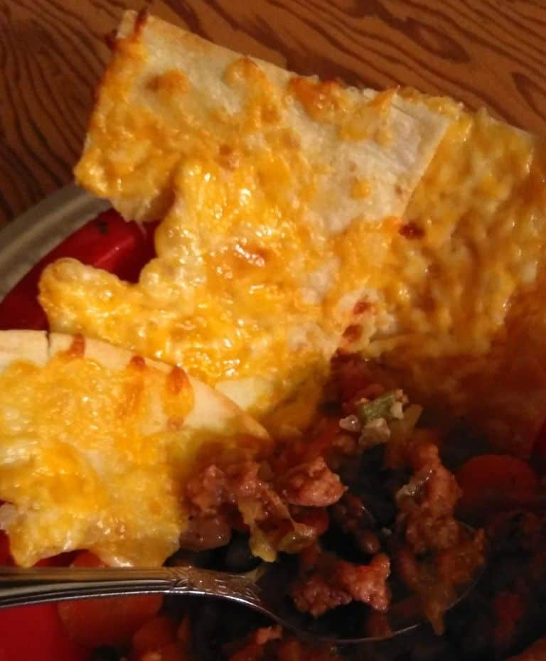 Crunchy Low Carb Cracker Chips 4