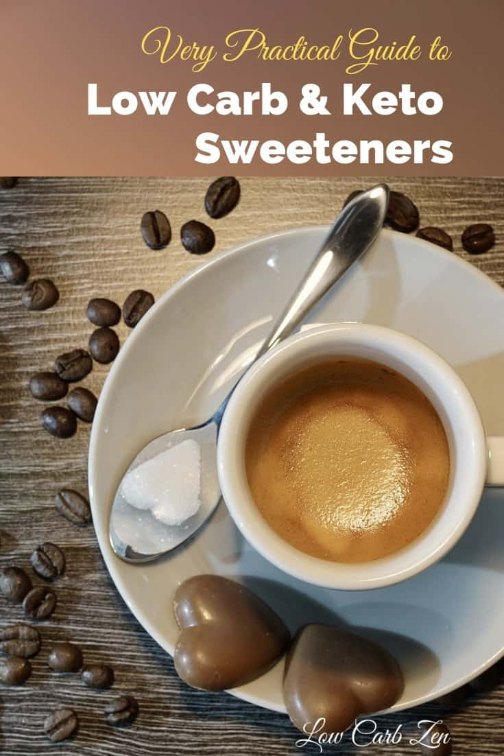 Low Carb & Keto Sweeteners: Making the Right Choice