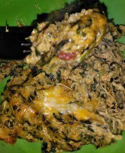 Chicken Ranch Dip Casserole 10