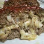 Meatloaf with a surprise inside!