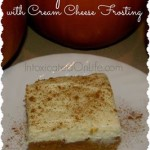 Winning Low Carb Recipes: Pumpkin Cake