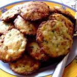 Low Carb Savory Ricotta Snacks